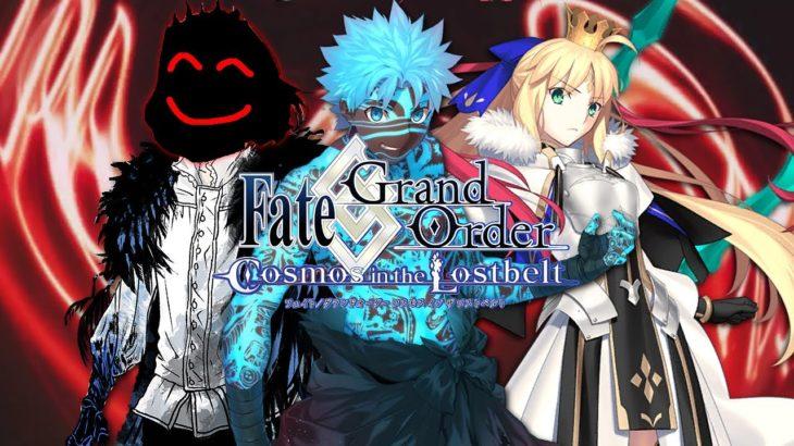 【FGO】 奈落の虫 オベロン VS 必要悪 アンリマユ  ~他人の殻を被った英霊~【Fate/Grand Order】【星の生まれる刻】