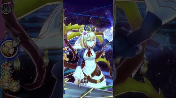 【メギド72】神像アラハバキEX 3ターン BプルフラスPT