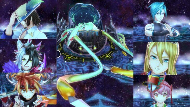 【メギド72】変貌貝姫リリィを色んなキャラで2T撃破~ラッシュ編その4~